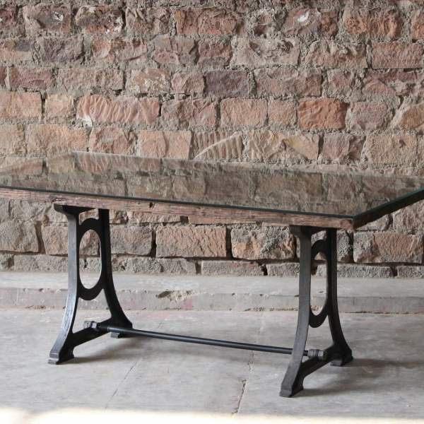 Ashburnham Sleeper Dining Table