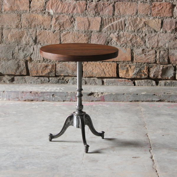Franklin Industrial Cafe Table
