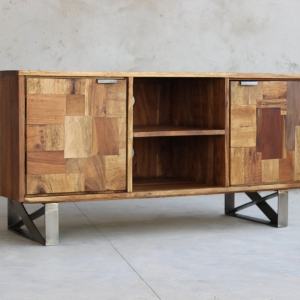 Hickory Upcycled TV Unit