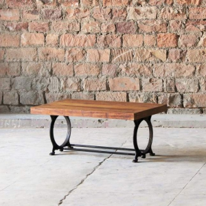 Hyatt-Canning Industrial Coffee Table