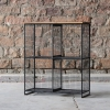 Layla Cube 4 Shelf Storage Unit