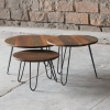 Mary Rose Medium Circular Nest Table
