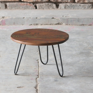 Mary Rose Small Circular Nest Table