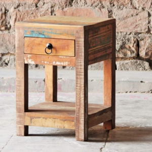 Mary Rose Upcycled Side Table