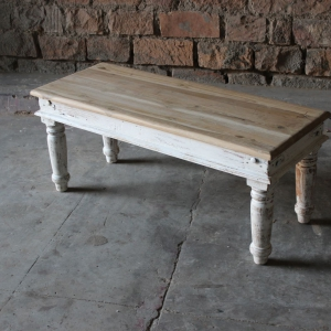 Sahira Upcycled Medium Dining Bench