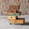 Shimla Upcycled 5 Multi Drawer Storage Chest