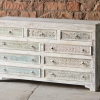 Whiteleaf Upcycled 9 Drawer Chest
