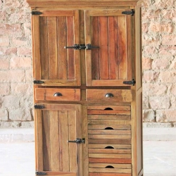 Avalon Upcycled 3 Door 2 Drawer Cabinet