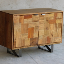 Hickory Upcycled 2 Door Sideboard