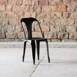 Hyatt Industrial Bakers Cafe Chair