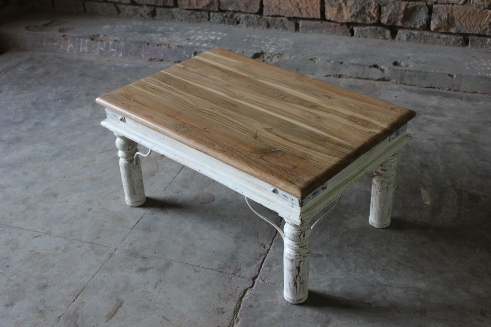 ... Sahira Upcycled Coffee Table ...