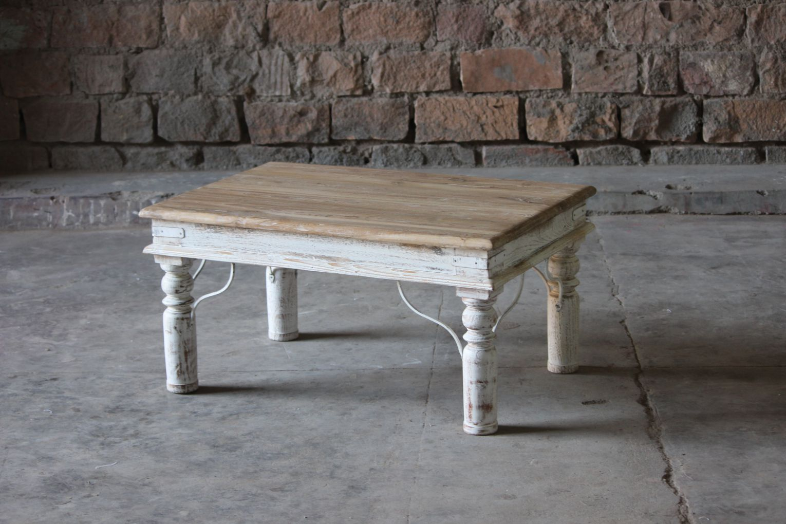 ... Sahira Upcycled Coffee Table